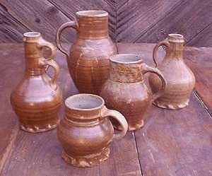 Medieval pottery